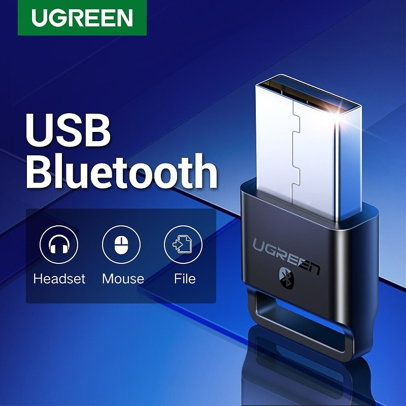 US $4.49 28% OFF|Ugreen USB Bluetooth Dongle Adapter 4.0 for PC Computer Speaker Wireless Mouse Bluetooth Music Audio Receiver Transmitter Aptx|usb Bluetooth 4.0 Adapter|bluetooth 4.0 Adapterusb Bluetooth 4.0 - AliExpress