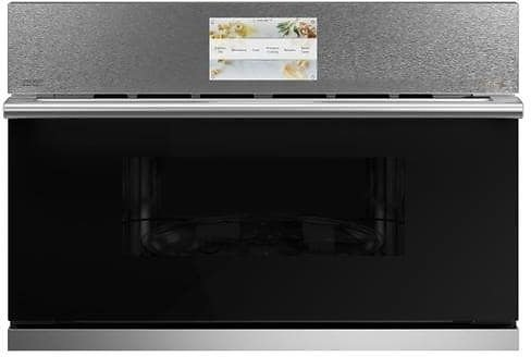 GE Advantium 1.7-cu Ft Built-In Microwave with Sensor Cooking Controls and Speed Cook (Platinum Glass) Lowes.com