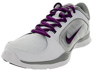 60% OFF😍 Nike Womens Flex Trainer 4 Low Top Lace Up Walking Shoes