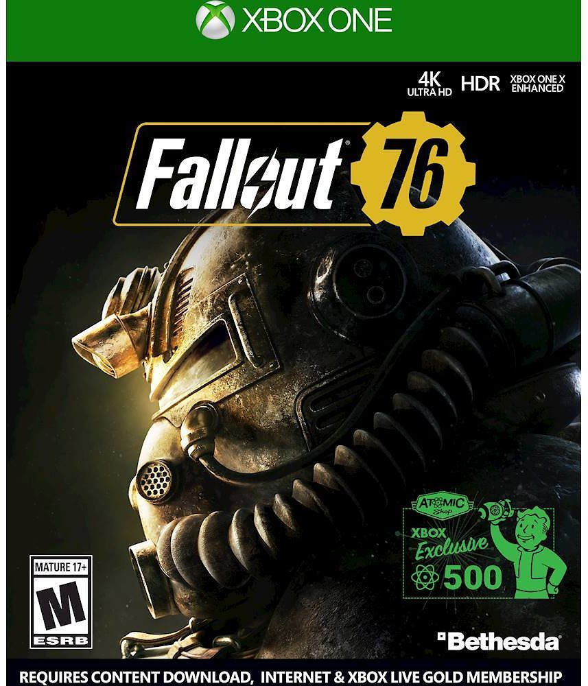 Fallout 76: Wastelanders Standard Edition Xbox One FAOCSTX1PENA