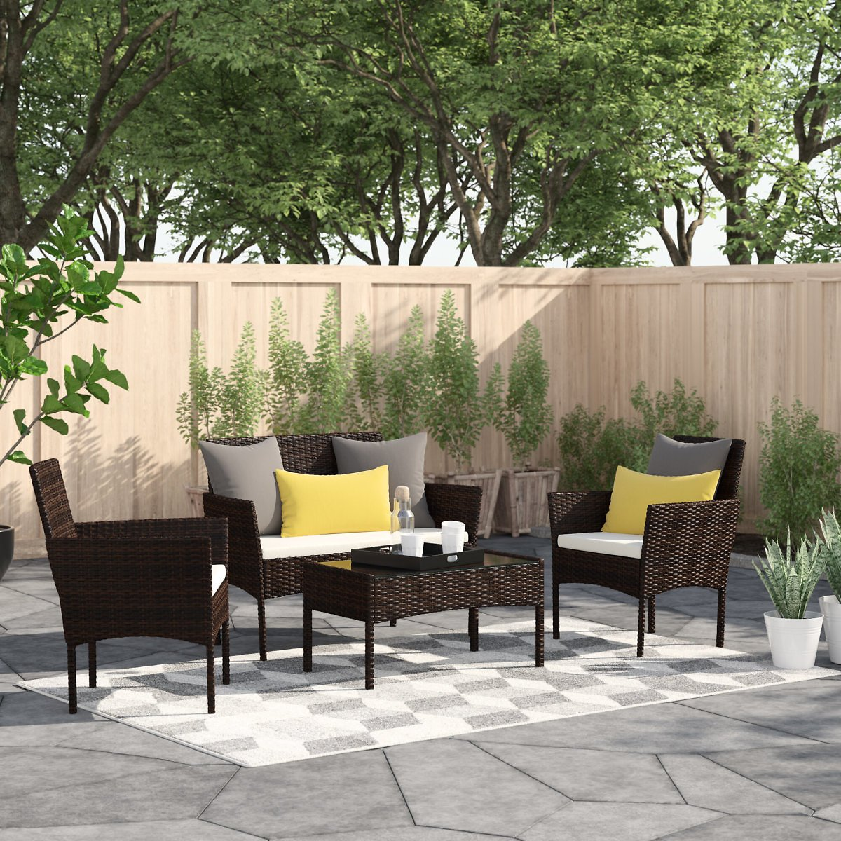 Top-Rated Seating Groups Sale Up to 50% Off - Wayfair