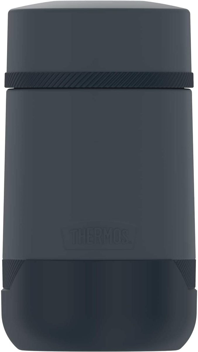 Guardian Collection By Thermos 18 Ounce Stainless Steel Travel Food Jar, Blue