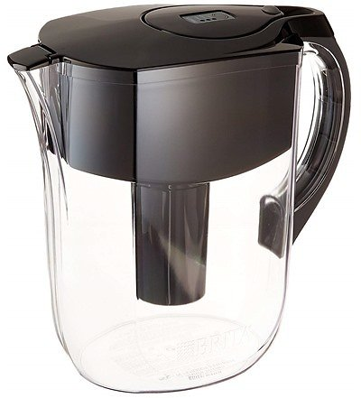 Brita Large 10-Cup Water Filter Pitcher + Free Shipping for Prime Members On Woot!