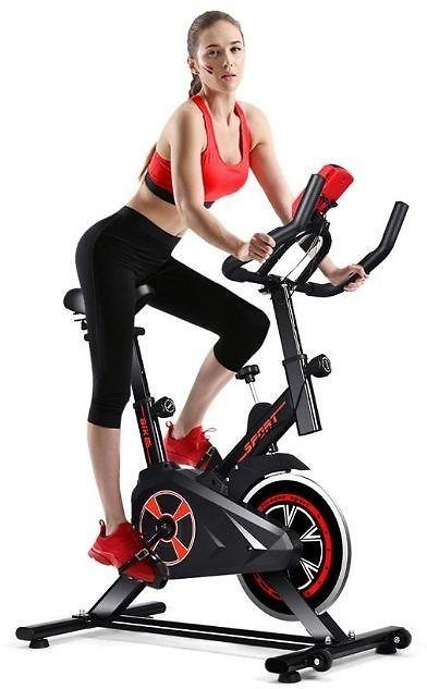 68% Off Indoor Stationary Exercise Bike