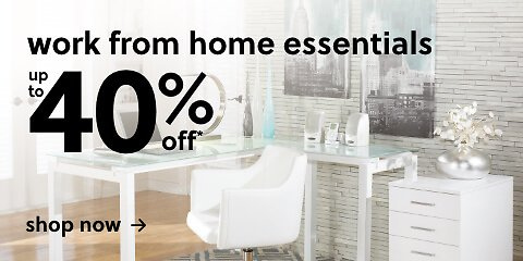 Up to 40% Off + Extra 10% | Ashley Furniture HomeStore