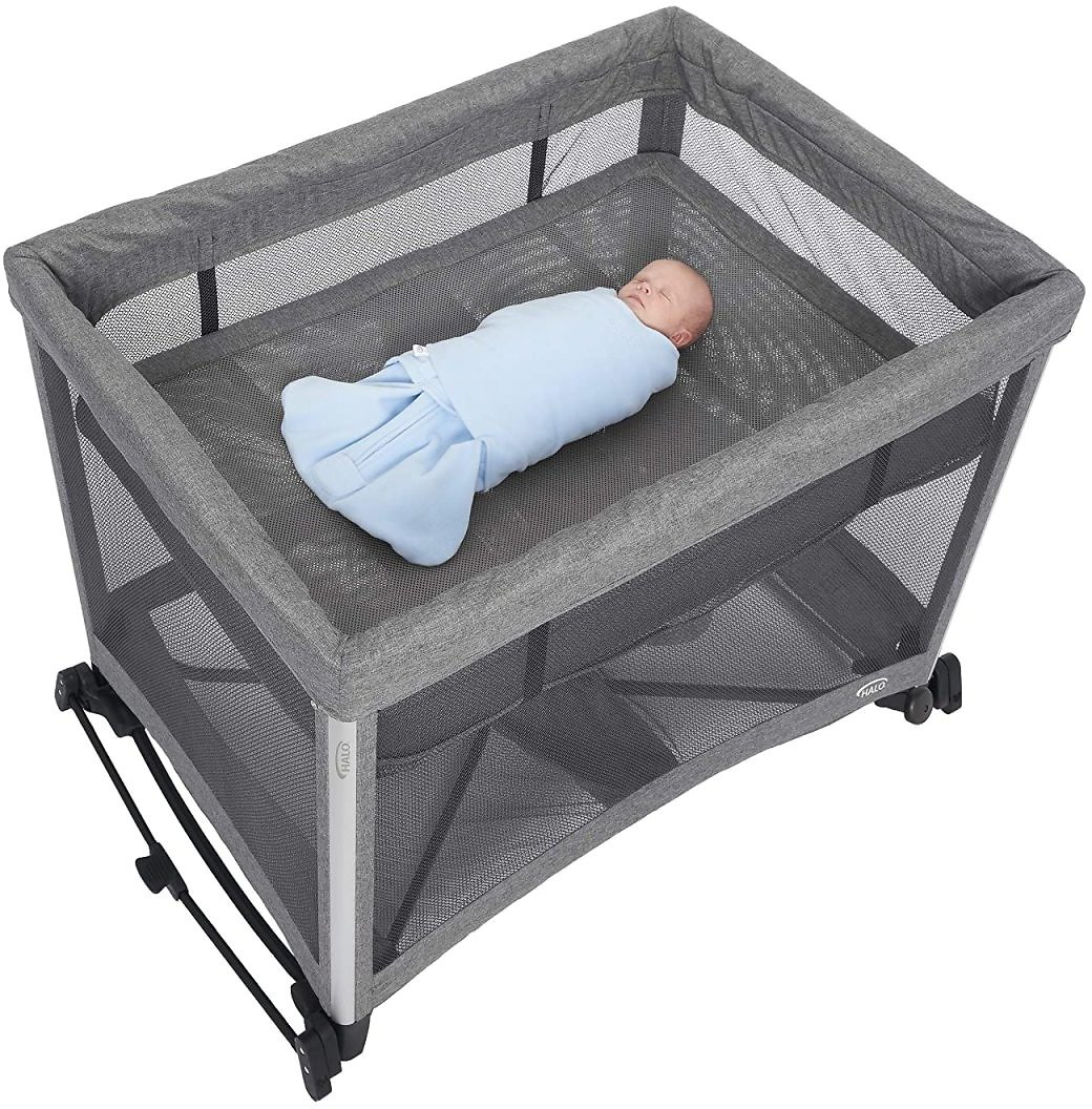 HALO 3-in-1 DreamNest Bassinet
