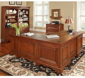 Ryland 5-piece Home Office Suite