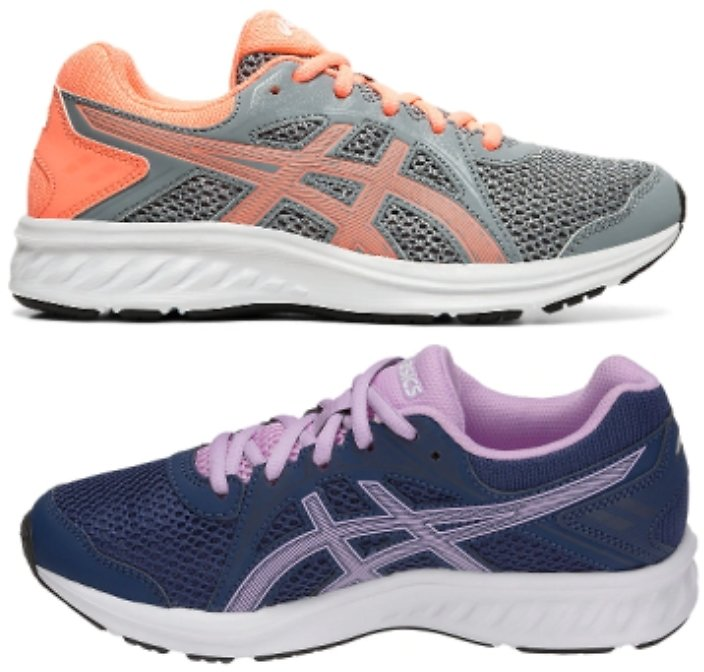 OneASICS Kids' Kicks 2 for $40 ( various styles)