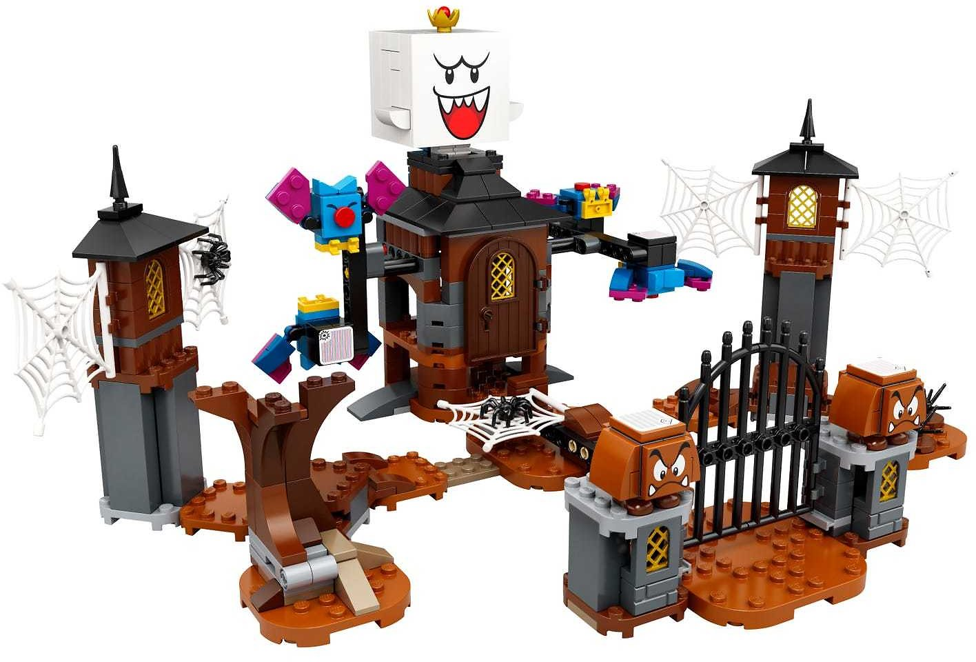 King Boo and The Haunted Yard Expansion Set 71377   LEGO® Super Mario™   Buy Online At The Official LEGO® Shop US
