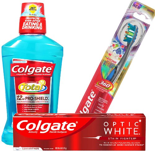 2 Free Colgate Products + $1 Money Maker