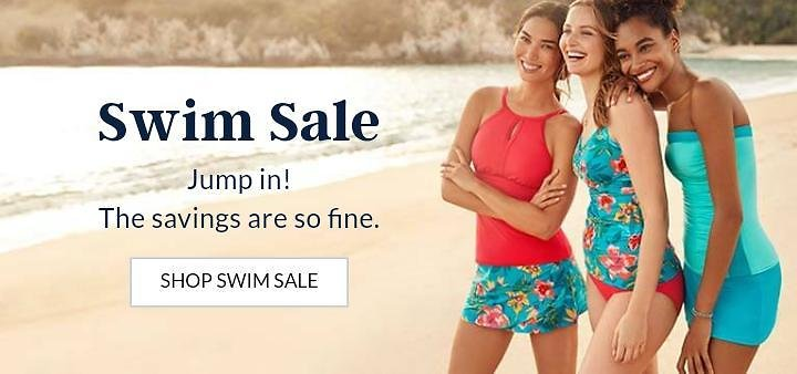 Today Only ! Up To 60% Off Swim Sale + Free Shipping