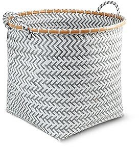 Last Day ! Easy Home Rimmed Strapping Basket (In Stores)