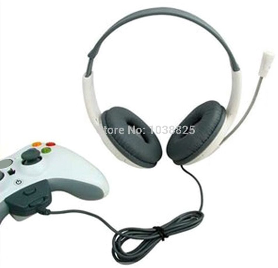 US $7.02 10% OFF Game Accessories with Wired Stereo Gaming Headset Game Headphone with Microphone for XBOX 360/ PC Computer Game Accessories Replacement Parts & Accessories  - AliExpress
