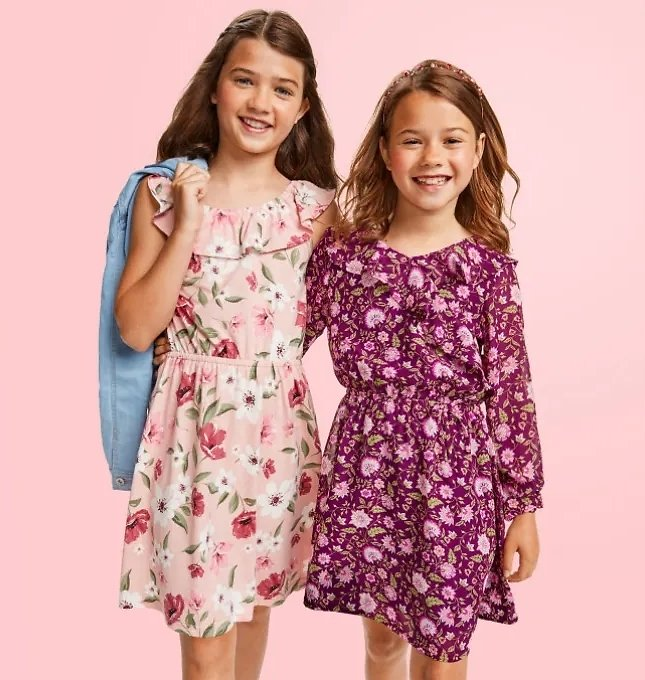 The Children's Place | 50% Off All Dresses + Free Shipping