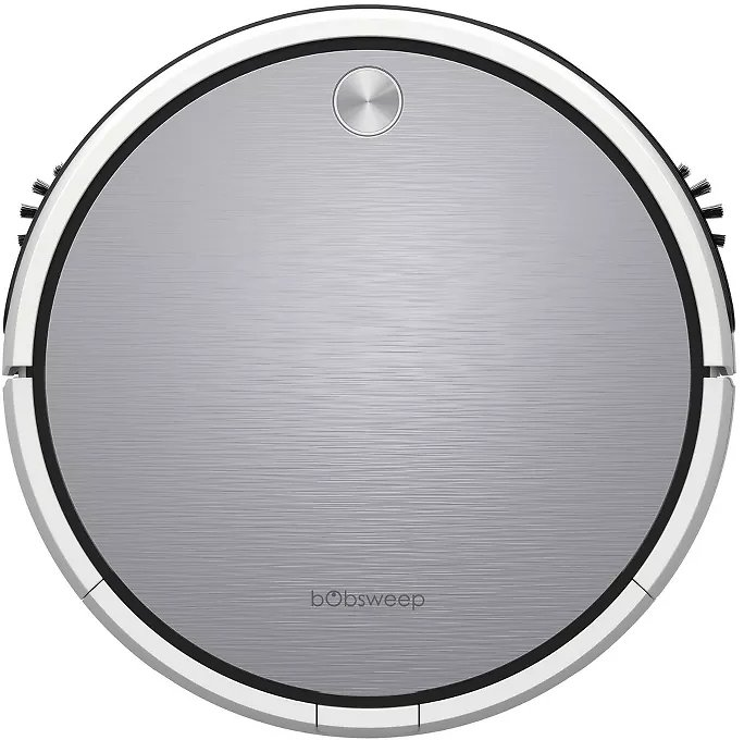 BObsweep Pro Robot Vacuum - Silver
