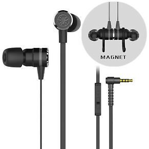 PLEXTONE G20 In-ear Earphone Wired Magnetic PC Phone Gaming Headset with Mic New