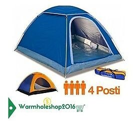 Canadian 4 Seater Tent Camping Sea Camping Mosquito Net Bag Transport Trips- Show Original Title