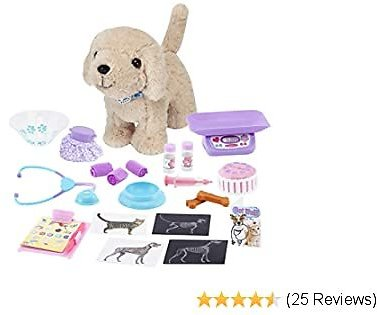 Journey Girls Vet Center and Yellow Lab - Amazon Exclusive