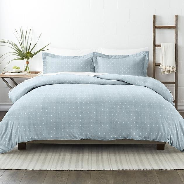 3-Piece Twin Duvet Cover Sets (Mult. Styles) + F/S