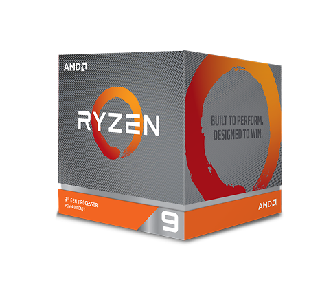 AMD Ryzen 9 3900X and Samsung 970 EVO Plus 500GB Bundle