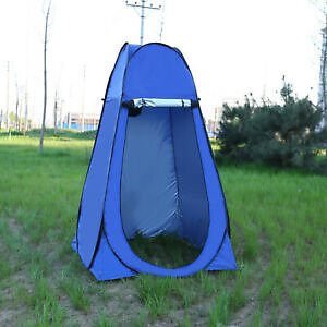 Outdoor Portable Pop Up Tent Camping Beach Toilet Shower Changing Room Tent