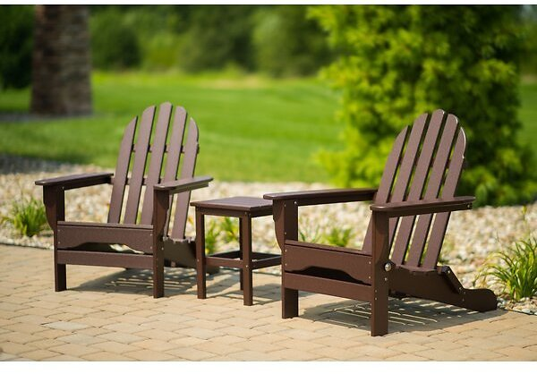 32% Off - Neligh Adirondack 3 Piece Seating Group