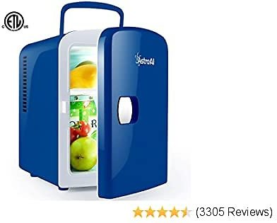 30% OFF AstroAI Mini Fridge Portable, Cooler and Warmer for Cars, Homes, Offices, and Dorms