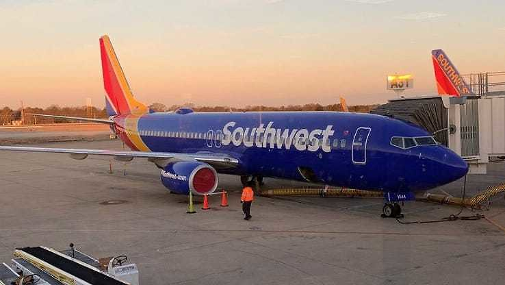 'So I Guess Southwest Has Invented Time Travel': Airline Sends Passengers Bizarre Flight Changes