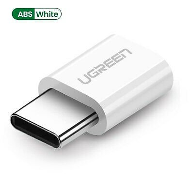 Ugreen USB Adapter for IPhone 7 Lightning to Micro USB for IPhone X 6 6s 8 Adapt