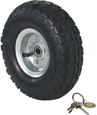 Ironton 10in. Knobby Pneumatic Tire  Northern Tool