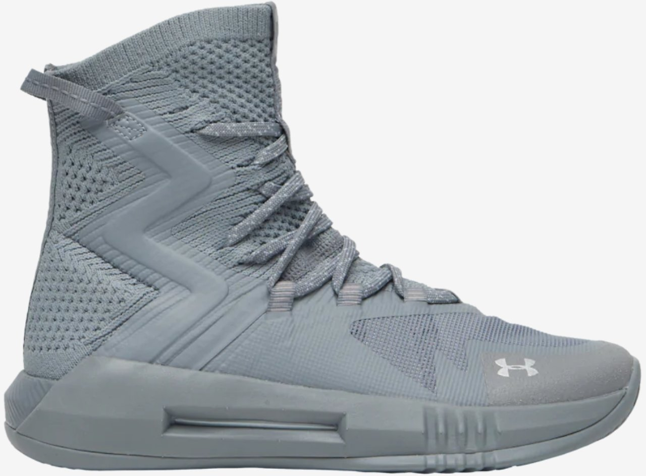 Women's Under Armour Highlight Ace 2.0 Shoes - Grey