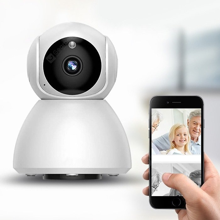 WiFi Baby Monitor Infrared Night Vision Wireless IP Camera Sale, Price & Reviews | Gearbest