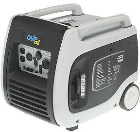 Quipall 3000i Inverter Generator New 686024990208