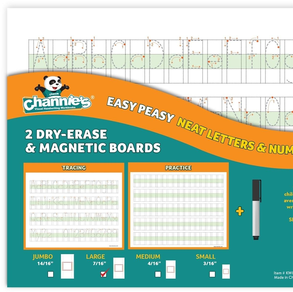 Kids Select Wipe-Off Trace Boards $10.99+