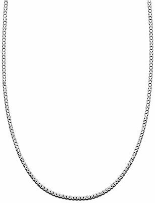 Giani Bernini Sterling Silver Necklace, 16