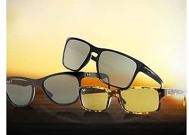 Up to 70% Off Sunglasses from Ray-Ban, Oakley & More