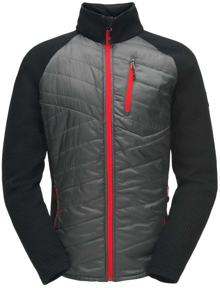 SPYDER Men's Ouzo Full-Zip Stryke Jacket