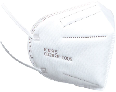 K-N95 Protective Respiratory Breathing Face Mask