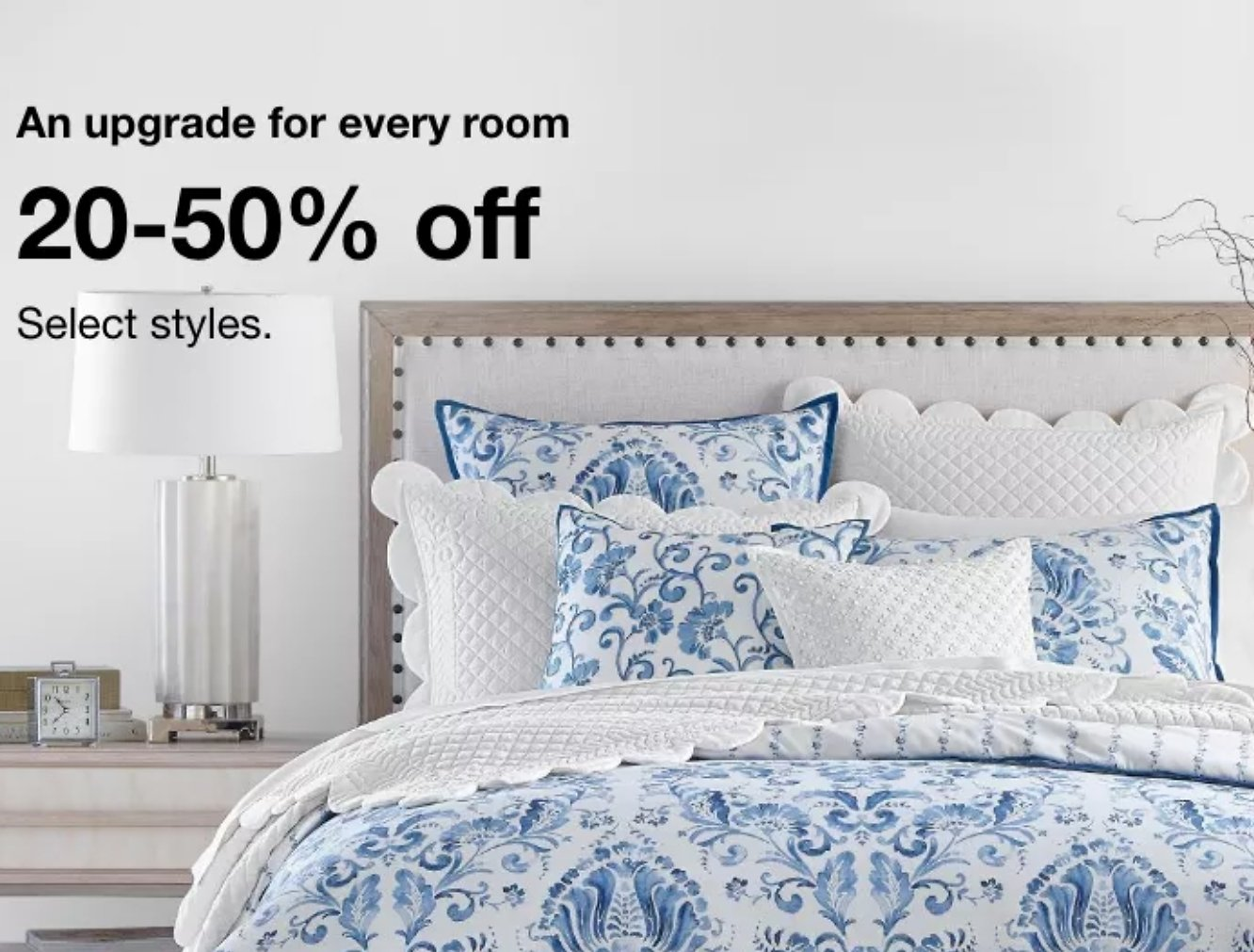 20-50% Off Home Sale + Extra 30% Off