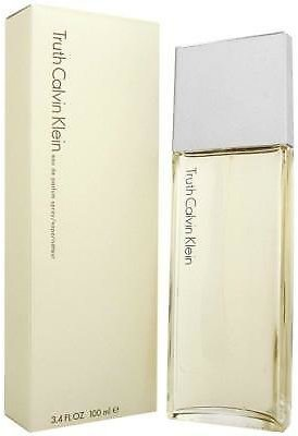 TRUTH By CALVIN KLEIN Perfume for Women 3.4 Oz New in Box 556780014824