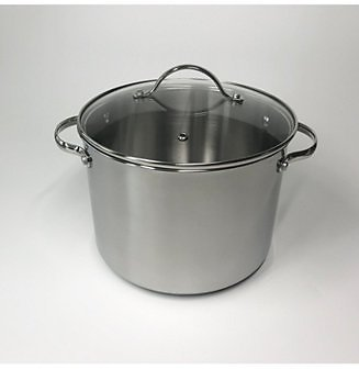 Tools of the Trade 8-Qt. Stainless Steel Stockpot