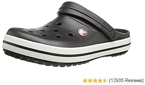 Crocs Crocband Clog   Slip On Casual Water Shoes