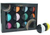 12pk Nitro Golf Eclipse Golf Balls, Assorted Colors