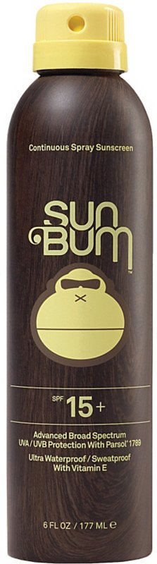 Sun Bum Sunscreen Spray SPF 15 | Ulta Beauty