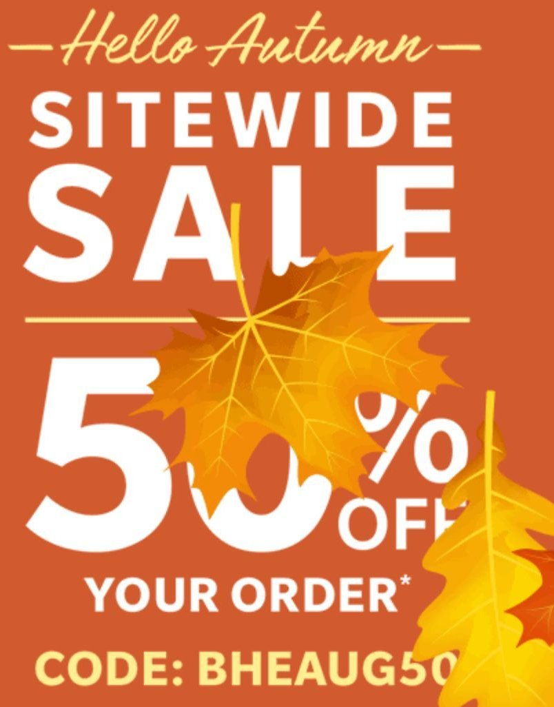 50% Off Sitewide | Brylane Home
