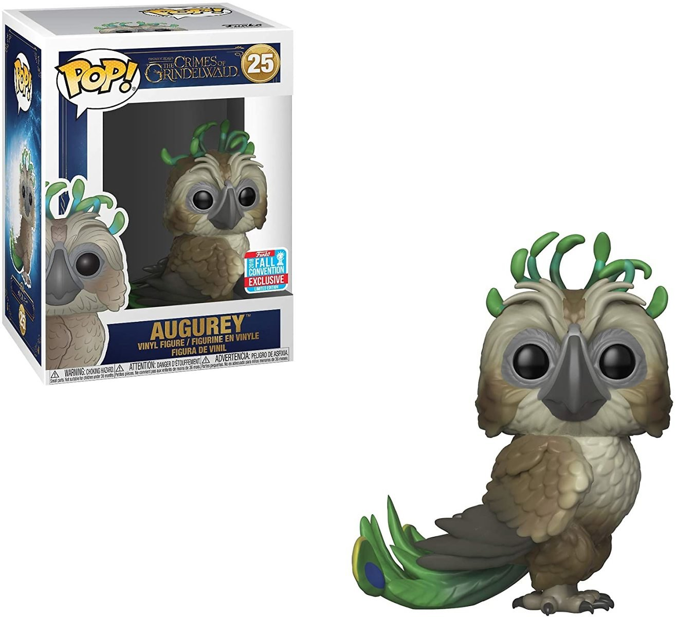 Pop! Movies: Fantastic Beasts 2 - Augurey, Fall Convention Exclusive