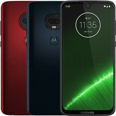 Motorola Moto G7 PLUS 64GB 4GB XT1965-2 ( Factory Unlocked) 6.2