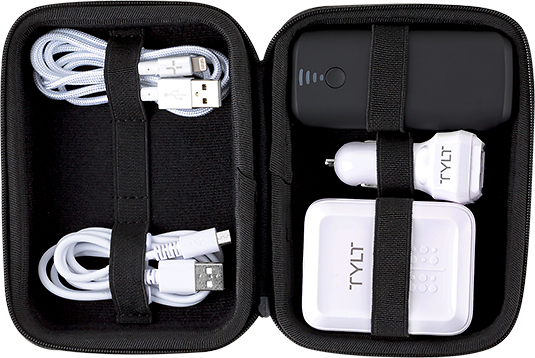 TYLT Travel Bundle Power Kit Lightning