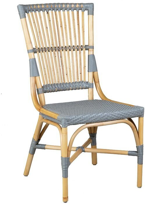 Maly East At Main Arie Stacking Patio Dining Chair (Set of 2)
