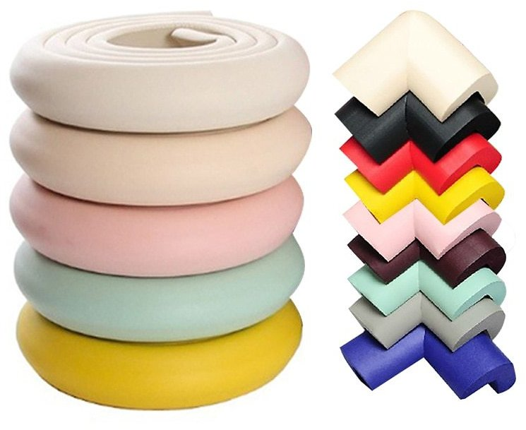 US $2.34 |2M Baby Safety Corner Protector Children Protection Furniture Corners Angle Protection Child Safety Table Corner Protector Tape|edge Corner Guard|corner Guard Babysafety Guard - AliExpress